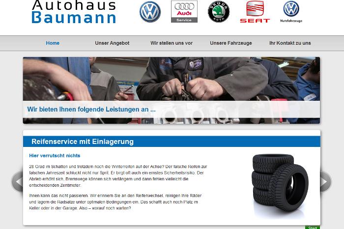 Autohaus Baumann GmbH